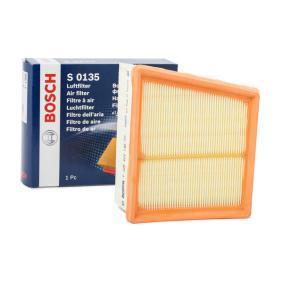 Luftfilter F 026 400 135 MAZDA günstige Preise - Jetzt zugreifen!