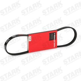 Comprar y reemplazar Correa trapecial poli V STARK SK-4PK780