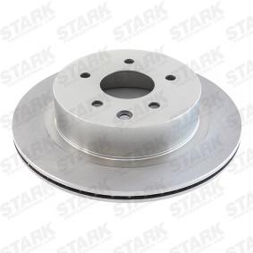 SKBD0020155 Bremsscheibe STARK SKBD-0020155 - Große Auswahl - stark reduziert