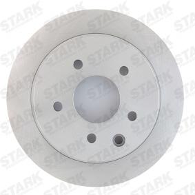 SKBD-0020155 Bremsscheibe STARK - Markenprodukte billig