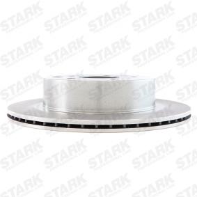 SKBD-0020155 Bremsscheibe STARK Erfahrung