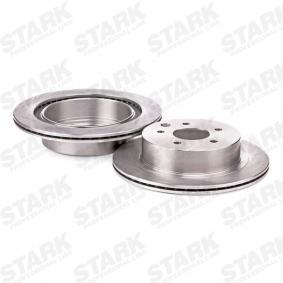 SKBD-0020155 Bremsscheibe STARK in Original Qualität