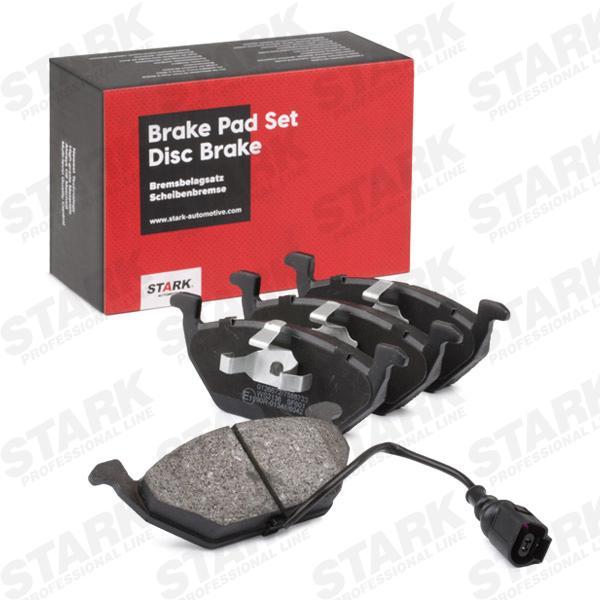 SKBP-0010032 STARK Bremsbelagsatz, Scheibenbremse Bewertung