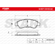 SKBP-0010048 STARK Brake Pad Set, disc brake - buy online