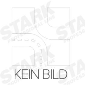 SKBP-0010053 STARK Hinterachse, mit akustischer Verschleißwarnung Höhe: 36,5mm, Breite: 105,4mm, Dicke/Stärke: 13,8mm Bremsbelagsatz, Scheibenbremse SKBP-0010053 günstig kaufen