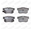 Bremsbelagsatz, Scheibenbremse STARK SKBP-0010059 Bewertungen