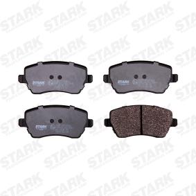 SKBP0010061 Bremsbeläge STARK SKBP-0010061 - Große Auswahl - stark reduziert