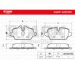 Bremsbelagsatz, Scheibenbremse SKBP-0010139 — aktuelle Top OE 34 21 6 767 145 Ersatzteile-Angebote