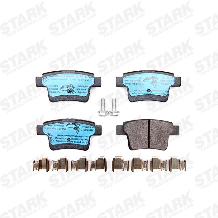 STARK | Bremsbelagsatz, Scheibenbremse SKBP-0010142