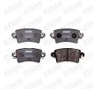 Nissan X-TRAIL STARK Bremsbelagsatz Scheibenbremse SKBP-0010167