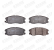 Bremsbelagsatz, Scheibenbremse STARK SKBP-0010209 Bewertungen