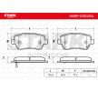 Bremsbelagsatz, Scheibenbremse SKBP-0010234 — aktuelle Top OE 41060 AX601 Ersatzteile-Angebote