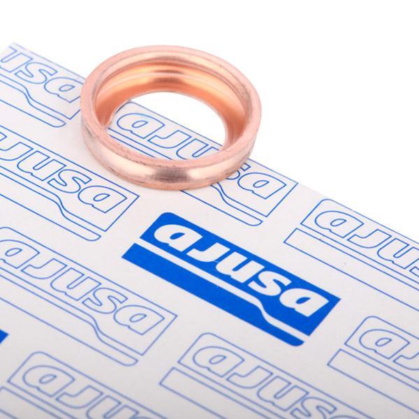 AJUSA: Original Ölablaßschraube Dichtring 01140600 (Dicke/Stärke: 3,3mm, Ø: 17,65mm, Innendurchmesser: 11mm)