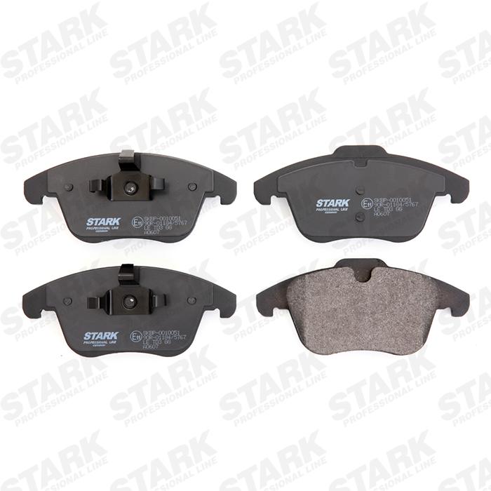 SKBP0010051 Bremsbeläge STARK SKBP-0010051 - Große Auswahl - stark reduziert