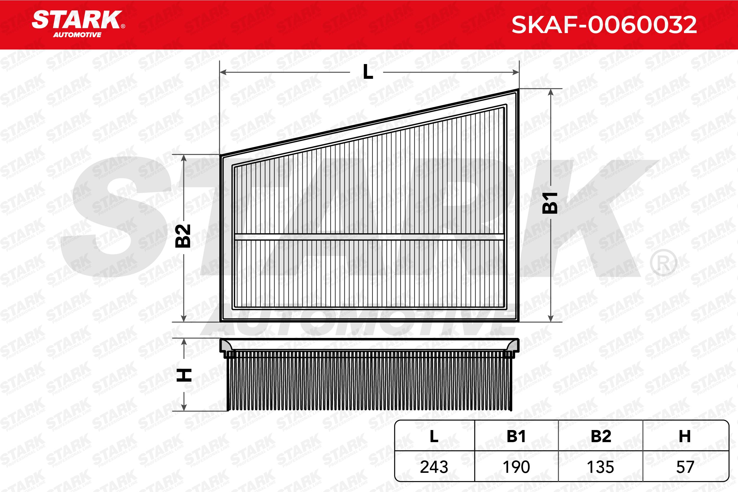 STARK Luftfilter SKAF-0060032