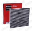 Kupeluftfilter SKIF-0170006 STARK — bara nya delar