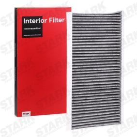 Comprar y reemplazar Filtro, aire habitáculo STARK SKIF-0170012