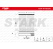 Filter, kupéventilation SKIF-0170020 TOYOTA AURION till rabatterat pris — köp nu!