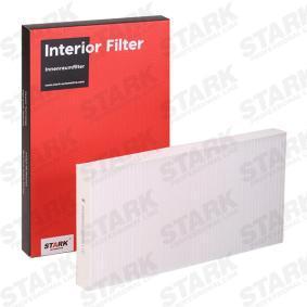 Filter, Innenraumluft STARK SKIF-0170021 günstige Verschleißteile kaufen
