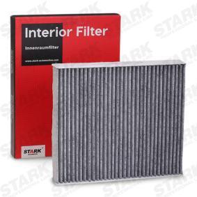 Filter, Innenraumluft STARK SKIF-0170025 kaufen und wechseln