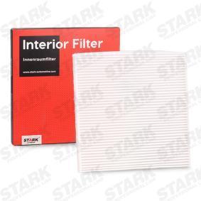 Filter, Innenraumluft STARK SKIF-0170030 kaufen und wechseln