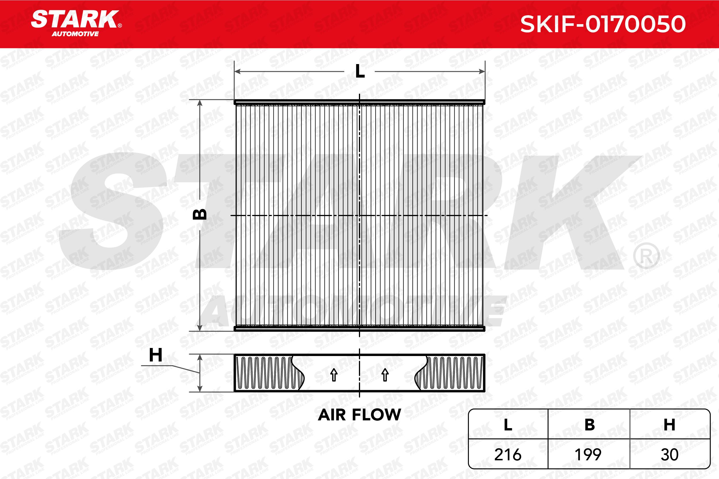 STARK Filter, Innenraumluft SKIF-0170050