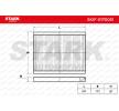 Original Värme / ventilation SKIF-0170051 Hyundai