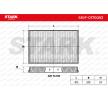 STARK Филтър, въздух за вътрешно пространство SKIF-0170053