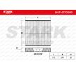Filter, Innenraumluft SKIF-0170080 bestellen und wechseln