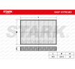 Kupefilter SKIF-0170083 STARK — bara nya delar