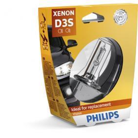 42403VIS1 Ampoule, projecteur longue portée PHILIPS - Produits de marque bon marché