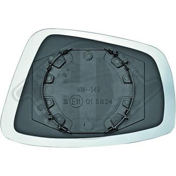 Original SEAT Außenspiegelglas 2236027