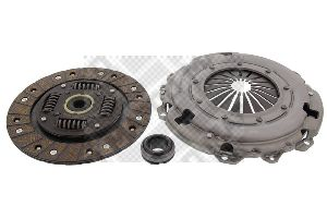 Clutch set 10314 MAPCO — only new parts