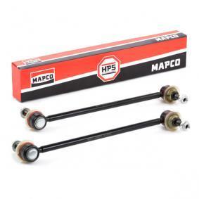 53028HPS MAPCO Vorderachse links, Vorderachse rechts Reparatursatz, Stabilisatorkoppelstange 53028HPS günstig kaufen