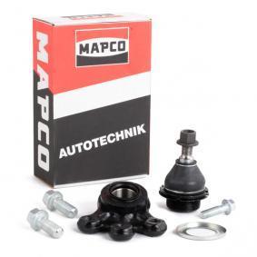 53309 MAPCO Vorderachse oben, Vorderachse unten Reparatursatz, Trag- / Führungsgelenk 53309 günstig kaufen