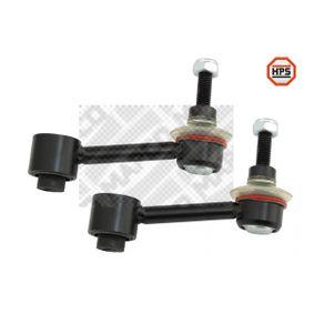 53829HPS MAPCO Bakaxel vänster, Bakaxel höger Reparationssats, stabilisatorkopplingsstång 53829HPS köp lågt pris
