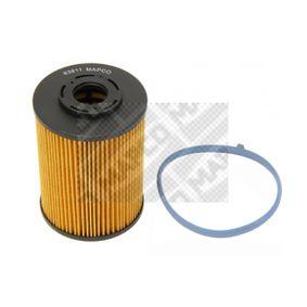 Pirkti 63611 MAPCO filtro įdėklas aukštis: 112mm Kuro filtras 63611 nebrangu