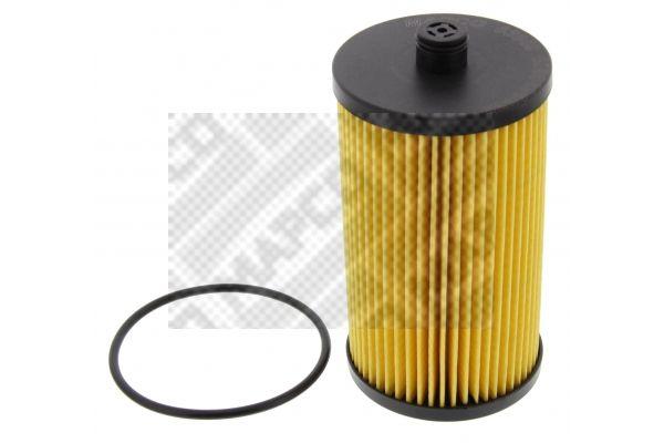 Palivový filtr 63859 s vynikajícím poměrem mezi cenou a MAPCO kvalitou