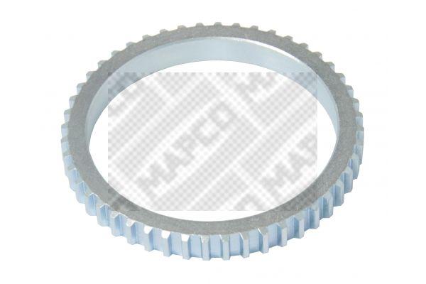 Αγοράστε 76301 MAPCO Αρ. δοντιών: 48, Μπροστινός άξονας και από τις δύο πλευρές, Ø: 88,3mm Δακτύλιος αισθητήρα, ABS 76301 Σε χαμηλή τιμή