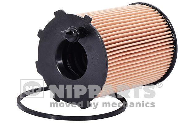 J1313030 NIPPARTS Filtereinsatz Innendurchmesser: 25mm, Außendurchmesser 2: 64mm, Höhe: 99mm Ölfilter J1313030 günstig kaufen