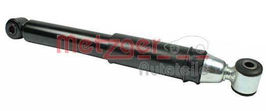 2340162 METZGER Hinterachse, Gasdruck, Teleskop-Stoßdämpfer, oben Auge, unten Auge Stoßdämpfer 2340162 günstig kaufen