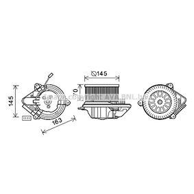 PRASCO Elektrische motor, Interieurventilatie CN8503 koop goedkoop