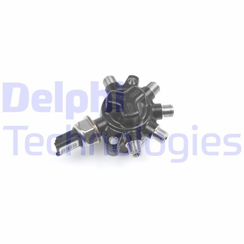 DELPHI: Original Kraftstoffverteiler 9144A070B ()