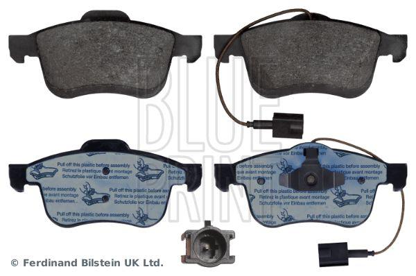 BLUE PRINT Bremsbelagsatz, Scheibenbremse ADA104267