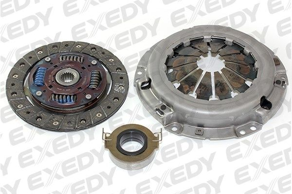 Clutch set TYK2227 EXEDY — only new parts