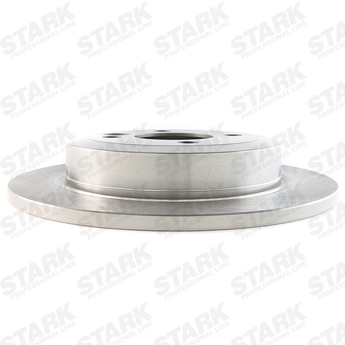 SKBD-0020079 Bremsscheiben Satz STARK Erfahrung