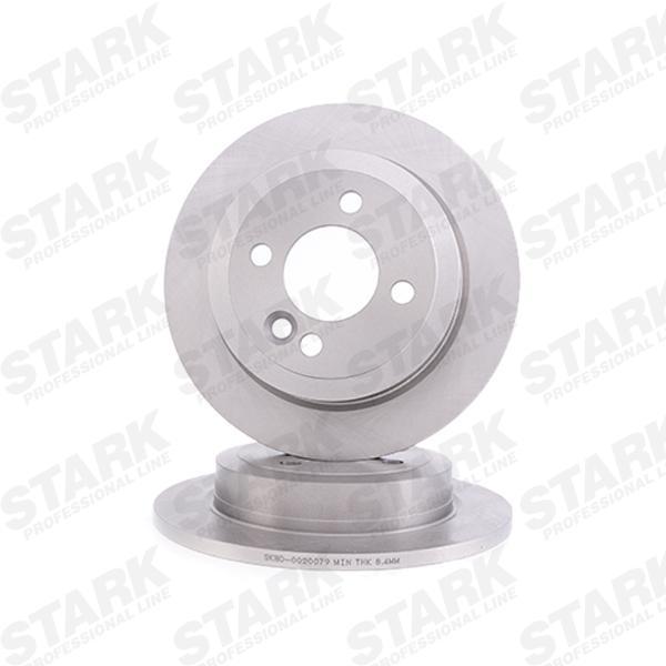 SKBD-0020079 Bremsscheibe STARK in Original Qualität