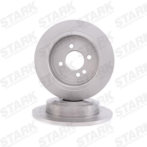SKBD-0020079 Bremsscheibe STARK Test