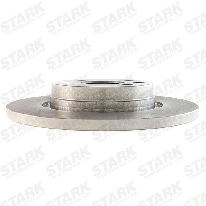SKBD-0020080 Bremsscheiben Satz STARK Erfahrung