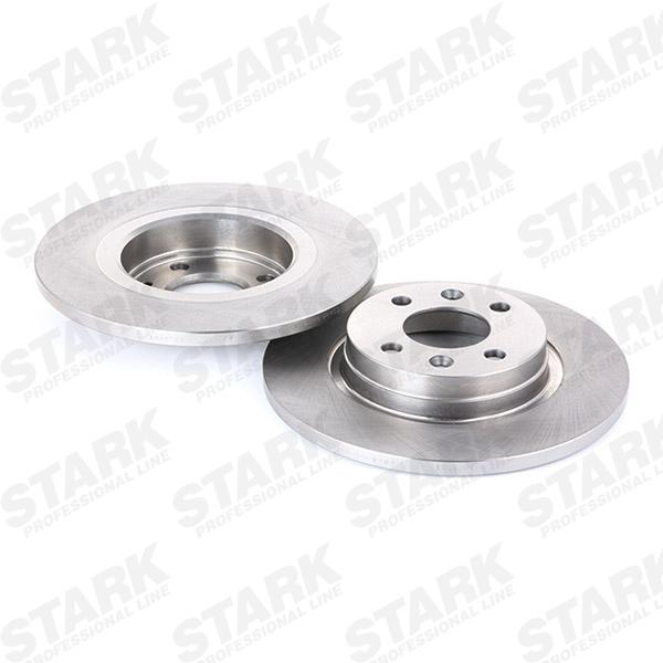 SKBD-0020080 Bremsscheibe STARK in Original Qualität